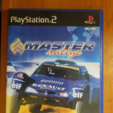 Videojuegos y Consolas: JUEGO CONSOLA - PLAYSTATION 2 - MASTER RALLYE . Lote 113045131
