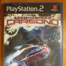 Videojuegos y Consolas: JUEGO CONSOLA - PLAYSTATION 2 - NEED FOR SPEED CARBON -CARBONO - EA - . Lote 113045707