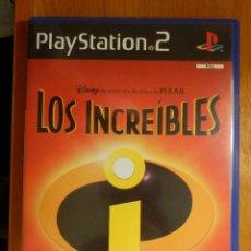 Videojuegos y Consolas: JUEGO CONSOLA - PLAYSTATION 2 - LOS INCREIBLES - THQ - . Lote 113045867
