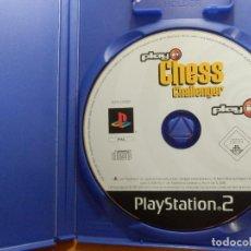 Videojuegos y Consolas: JUEGO - PLAYSTATION 2 - CHESS CHALLENGER - PLAY IT - SIN CARÁTULA NI INSTRUCCIONES . Lote 113134271