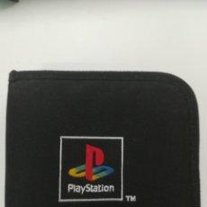 Videojuegos y Consolas: PLAY STATION ESTUCHE OFICIAL PORTA CD'S JUEGOS. Lote 113230619