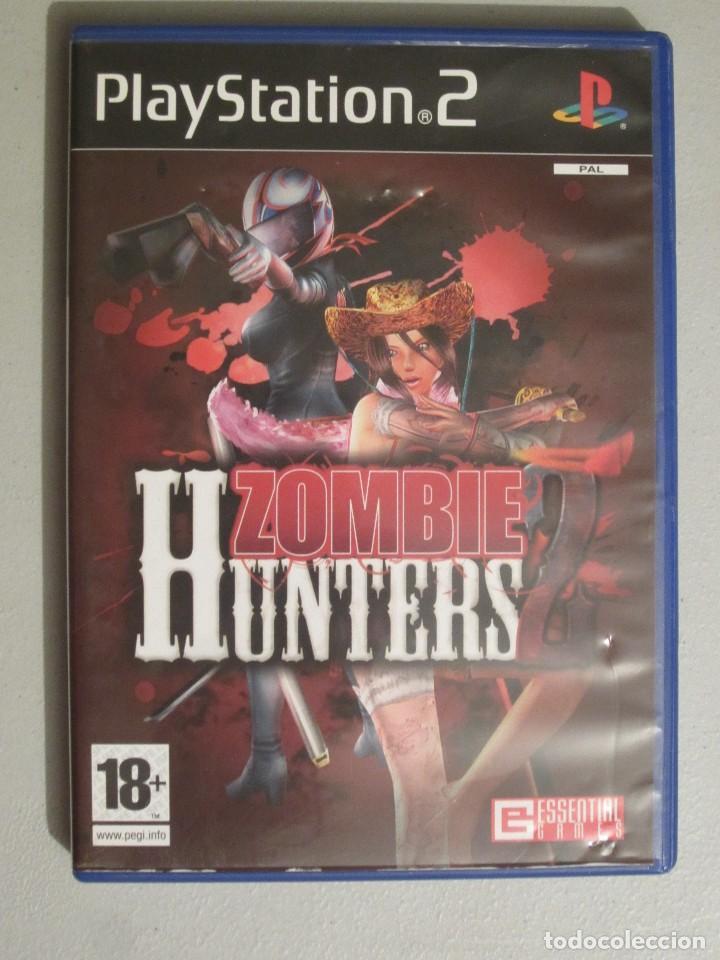 Juego Ps2 Zombie Hunters 2 Con Instrucciones Comprar Videojuegos