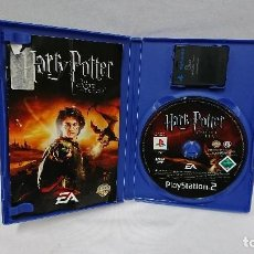 Videojuegos y Consolas: JUEGO PARA PS2 HARRY POTTER, Y EL CÁLIZ DE FUEGO, INCLUYE MEMORY CARD . Lote 113290599