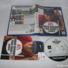 Videojuegos y Consolas: JUEGO PS2 TIGER WOODS PGA TOUR 2004. Lote 113407003
