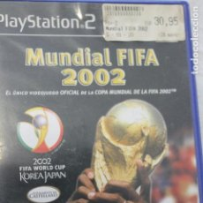 Videojuegos y Consolas: PLAY STATION 2, MUNDIAL FIFA 2002, SONY, VIDEO JUEGO. Lote 113556595