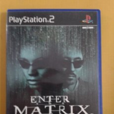 Videojuegos y Consolas: ENTER THE MATRIX. PS2. Lote 114074347