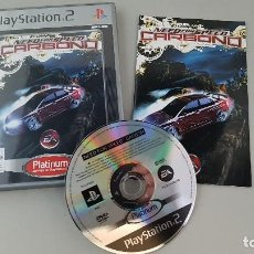 Videojuegos y Consolas: NEED FOR SPEED - CARBONO - JUEGO PS2. Lote 114405223
