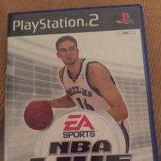 Videojuegos y Consolas: NBA LIVE 2005 PS2. Lote 114425307