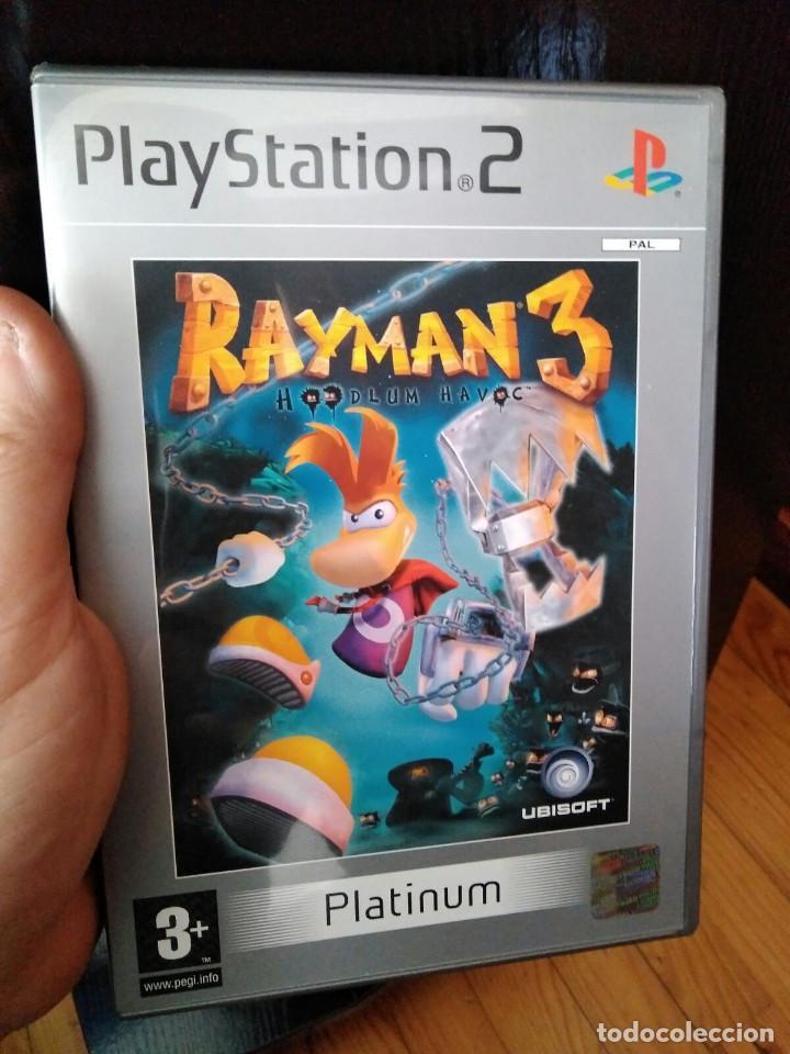 JUEGO PS2 RAYMAN 3 (Juguetes - Videojuegos y Consolas - Sony - PS2)