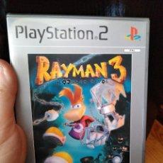 Videojuegos y Consolas: JUEGO PS2 RAYMAN 3. Lote 114455207