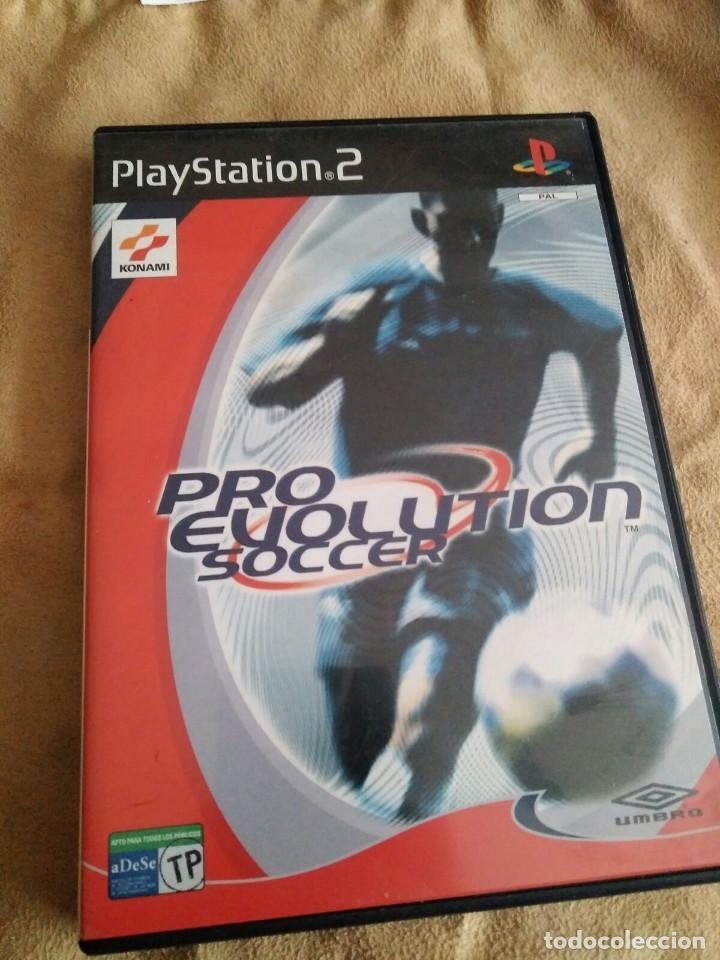 JUEGO PS2 PRO EVOLUTION SOCCER (Juguetes - Videojuegos y Consolas - Sony - PS2)
