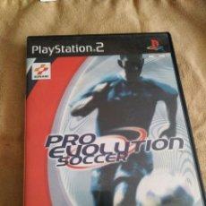 Videojuegos y Consolas: JUEGO PS2 PRO EVOLUTION SOCCER. Lote 114839675