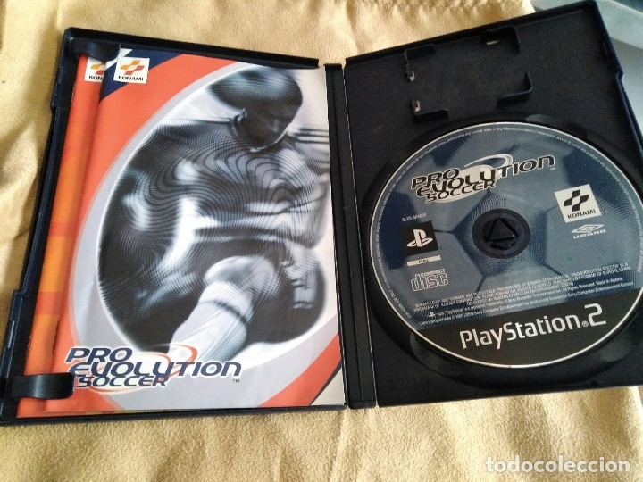 Videojuegos y Consolas: juego ps2 pro evolution soccer - Foto 2 - 114839675