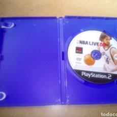 Videojuegos y Consolas: JUEGO DE PLAYSTATION 2, NBA LIVE 08. Lote 114956147