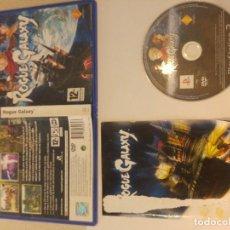 Videojuegos y Consolas: ROGUE GALAXY PAS2 PLAYSTATION 2 COMPLETO PAL-ESPAÑA. Lote 115285799