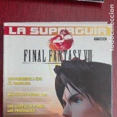Videojuegos y Consolas: FINAL FANTASY VIII LA SUPERGUIA PRIMERA PARTE SUPERJUEGOS. Lote 115367811