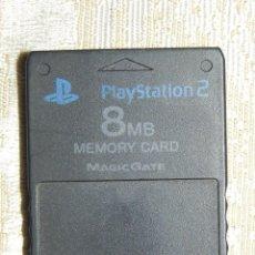Videojuegos y Consolas: VENDO TARJETA DE MEMORIA PLAY STATION 2 (8 MB).. Lote 129112403