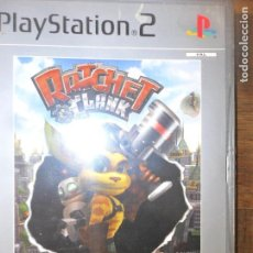 Videojuegos y Consolas: RATCHET & CLANK - PLAYSTATION 2 PS2 - PAL - SQUARE. Lote 115804723