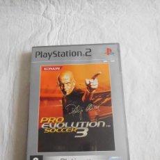 Videojuegos y Consolas: M69 JUEGO PS2 PRO EVOLUTION SOCCER 3. Lote 116562415