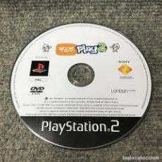 Videojuegos y Consolas: EYETOY PLAY 2 PLAYSTATION 2. Lote 117140980
