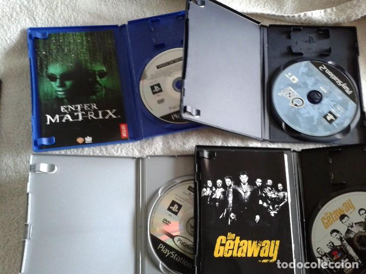 Videojuegos y Consolas: LOTE cuatro JUEGOS PS2 grand theft auto matrix oni - Foto 2 - 117421239