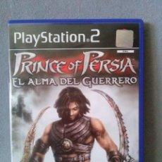 Videojuegos y Consolas: VIDEOJUEGO PS2 PRINCE OF PERSIA EL ALMA DEL GUERRERO - PLAYSTATION 2.. Lote 118015563