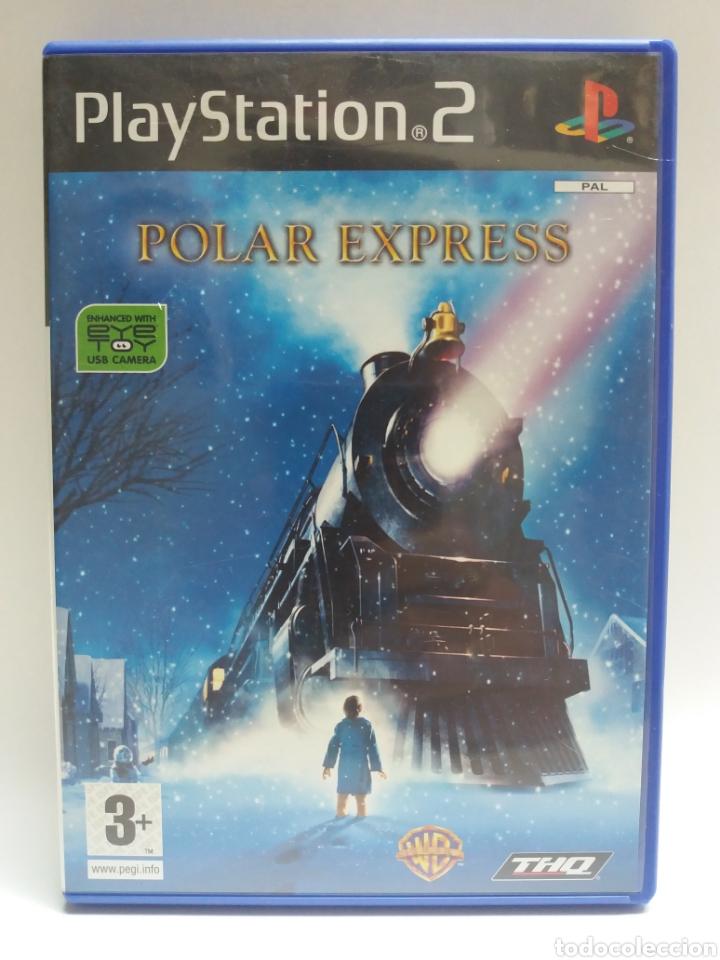 JUEGO PS2 POLAR EXPRESS, EN ESPAÑOL E ITALIANO (Juguetes - Videojuegos y Consolas - Sony - PS2)