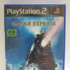 Videojuegos y Consolas: JUEGO PS2 POLAR EXPRESS, EN ESPAÑOL E ITALIANO. Lote 118233151