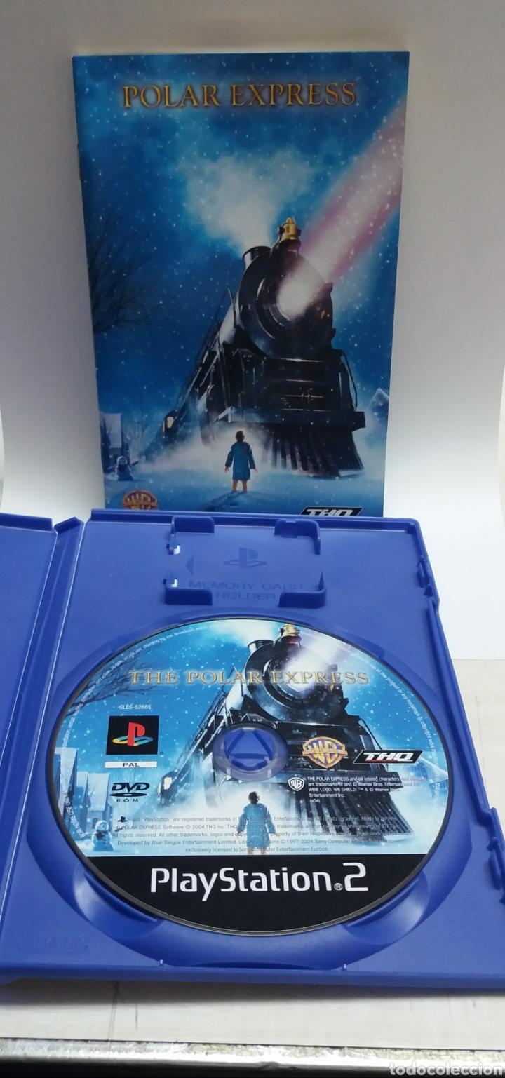 Videojuegos y Consolas: JUEGO PS2 POLAR EXPRESS, EN ESPAÑOL E ITALIANO - Foto 4 - 118233151