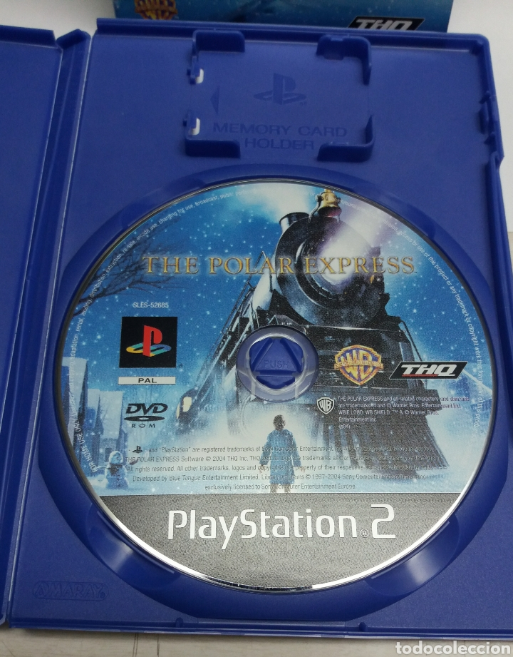 Videojuegos y Consolas: JUEGO PS2 POLAR EXPRESS, EN ESPAÑOL E ITALIANO - Foto 5 - 118233151