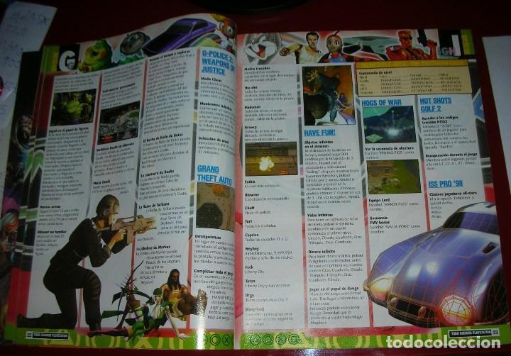 Videojuegos y Consolas: Revista Playstation TODO CÓDIGOS:2600+1000 cód. PS2,Nuevos Trucos para PSX. 98PÁG. NUEVA,COMPLETA - Foto 4 - 118333283