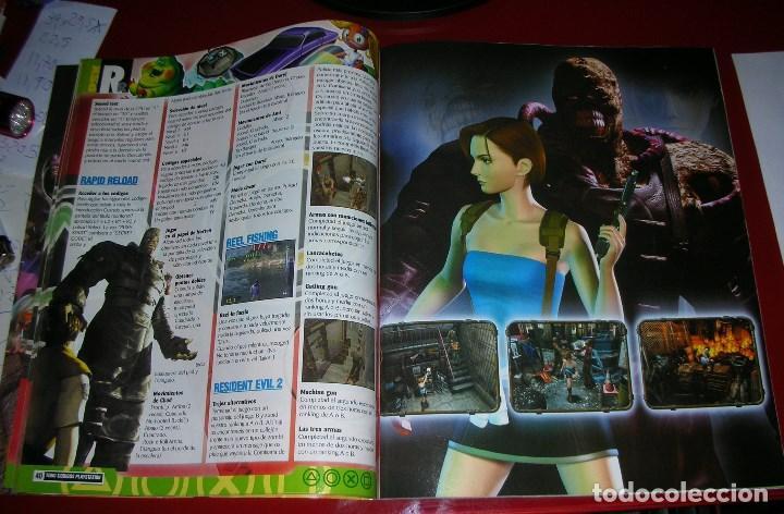 Videojuegos y Consolas: Revista Playstation TODO CÓDIGOS:2600+1000 cód. PS2,Nuevos Trucos para PSX. 98PÁG. NUEVA,COMPLETA - Foto 5 - 118333283