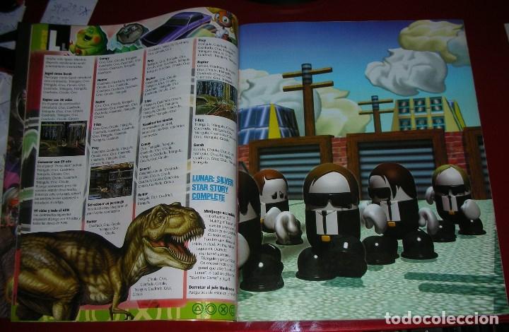 Videojuegos y Consolas: Revista Playstation TODO CÓDIGOS:2600+1000 cód. PS2,Nuevos Trucos para PSX. 98PÁG. NUEVA,COMPLETA - Foto 10 - 118333283