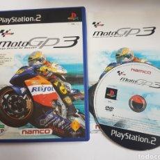 Videojuegos y Consolas: MOTO GP 3. Lote 118846224