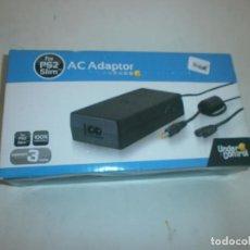 Videojuegos y Consolas: CARGADOR PLAYSTATION 2 SLIM NUEVO A ESTRENAR. Lote 119034991