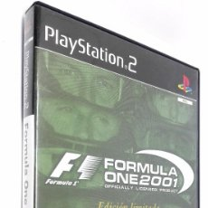 Videojuegos y Consolas - F1 FORMULA ONE 1 2001 EDICION LIMITADA PS2 PLAYSTATION 2 - 119289099