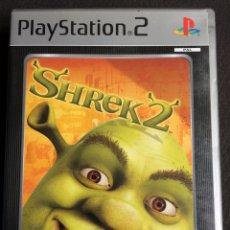 Jeux Vidéo et Consoles: JUEGO SHREK 2 - PLAYSTATION 2 - PLATINUM - SIN INSTRUCCIONES. Lote 129174895