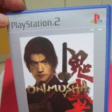 Videojuegos y Consolas: PLAY STATION 2 , ONIMUSHA , 2001. Lote 120905899