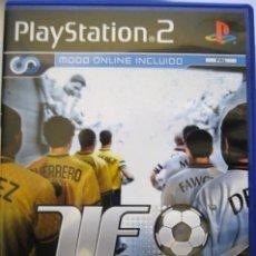 Videojuegos y Consolas: ESTO ES FÚTBOL 2004 - PS2. Lote 122944007