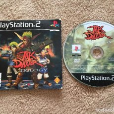 Videojuegos y Consolas: JAK X + JAK AND DAXTER TRILOGY - PS2 PLAYSTATION 2 PLAY STATION TWO KREATEN. Lote 123063663