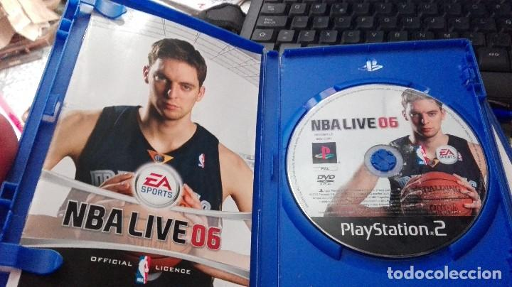 Videojuegos y Consolas: NBA LIVE 06 PLAY STATION 2 - Foto 2 - 123354635