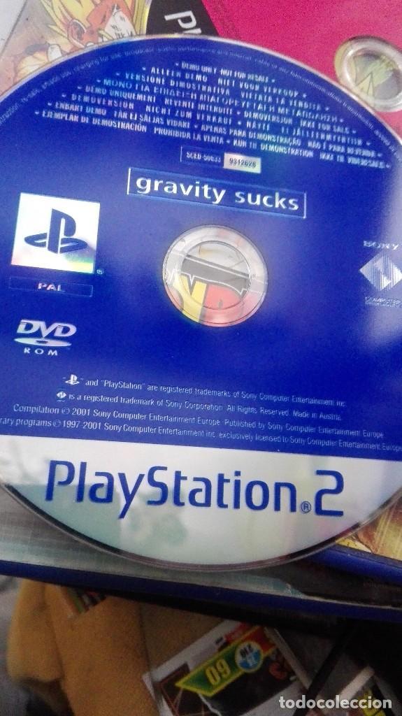 RARISIMO JUEGO PLAY SYTATION 2 GRAVITY SUCKS (Juguetes - Videojuegos y Consolas - Sony - PS2)