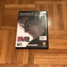 Videojuegos y Consolas: TEKKEN TAG NAMCO PLAYSTATION 2 PLAY STATION PS2 SONY. Lote 124228566