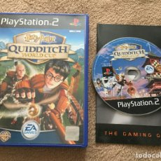 Videojuegos y Consolas: HARRY POTTER QUIDDITCH WORLD CUP PS2 PLAYSTATION 2 PLAY STATION 2 KREATEN. Lote 158789658
