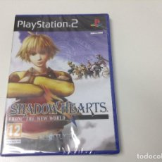 Videojuegos y Consolas: SHADOW HEARTS FROM THE NEW WORLD. Lote 124576879