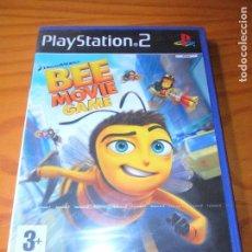 Videojuegos y Consolas: BEE MOVIE GAME - PLAYSTATION 2, JUEGO PS2 - PAL ESPAÑA- NUEVO SIN ABRIR. Lote 124590775