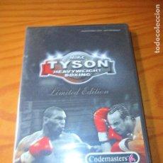 Videojuegos y Consolas: MIKE TYSON, LIMITED EDITION, HEAVYWEIGHT BOXING - PLAYSTATION 2, JUEGO PS2 - PAL ESPAÑA- NUEVO . Lote 124591211