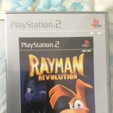 Videojuegos y Consolas: JUEGO DE PLAYSTATION 2 RAYMAN REVOLUTION SIN MANUALES. Lote 125264151