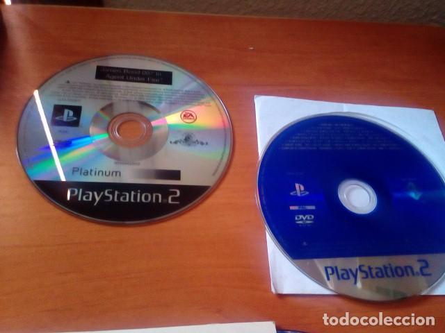 Videojuegos y Consolas: LOTE PS2 - AGENTE 007 EN FUEGO CRUZADO JUEGO + DOS DISCOS DE DEMOS JUGABLES PS2 - PLAYSTATION 2 - Foto 4 - 125391875