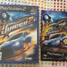 Videojuegos y Consolas: JUICED 2 HOT IMPORT NIGHTS PS2 PLAYSTATION 2 PLAY STATION TWO KREATEN. Lote 125434567